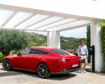 2023 Mercedes-AMG GT 63 S E Performance 4-door Rear Three-Quarter Wallpapers 150x120 (25)