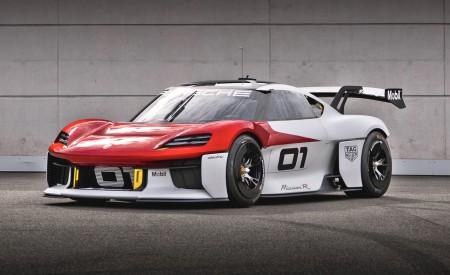 2021 Porsche Mission R Concept Wallpapers HD