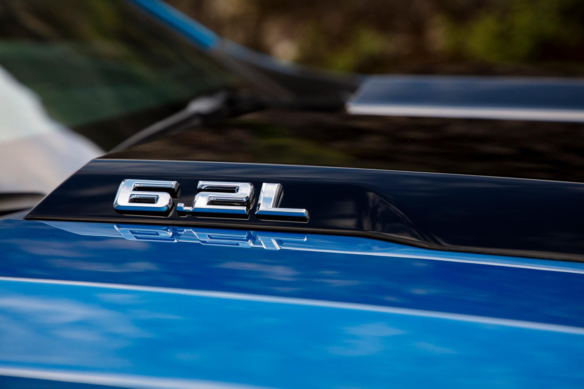2022 Chevrolet Silverado ZR2 Badge Wallpapers (8)