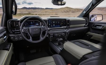 2022 Chevrolet Silverado ZR2 Interior Wallpapers 450x275 (13)