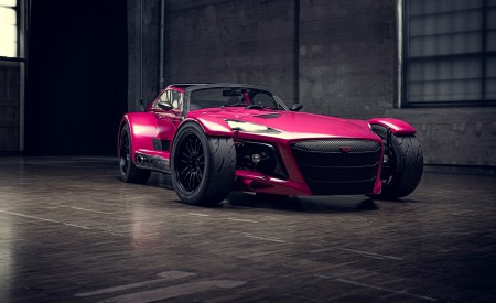 2022 Donkervoort D8 GTO Individual Series Wallpapers HD