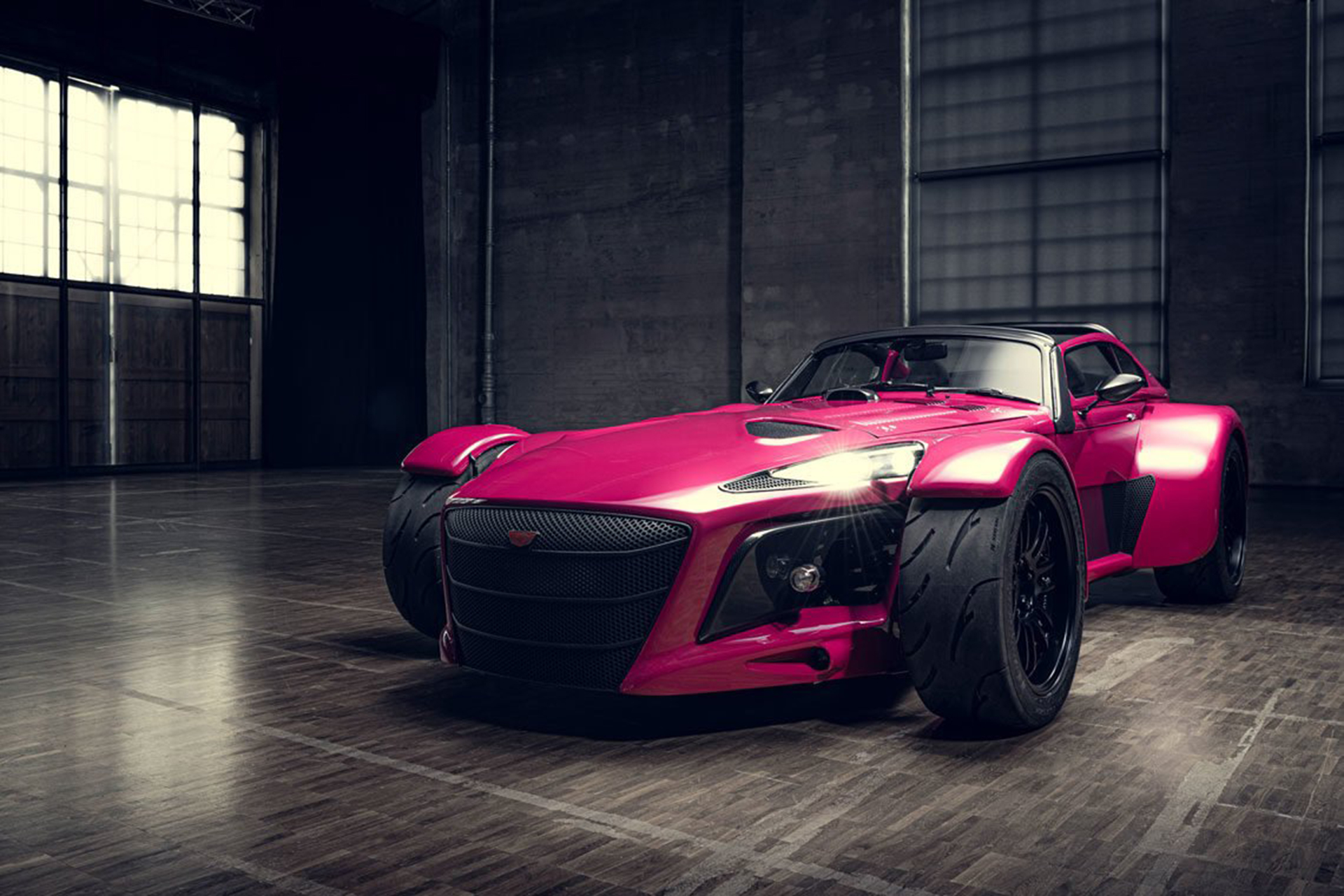 2022 Donkervoort D8 GTO Individual Series Front Three-Quarter Wallpapers (2)