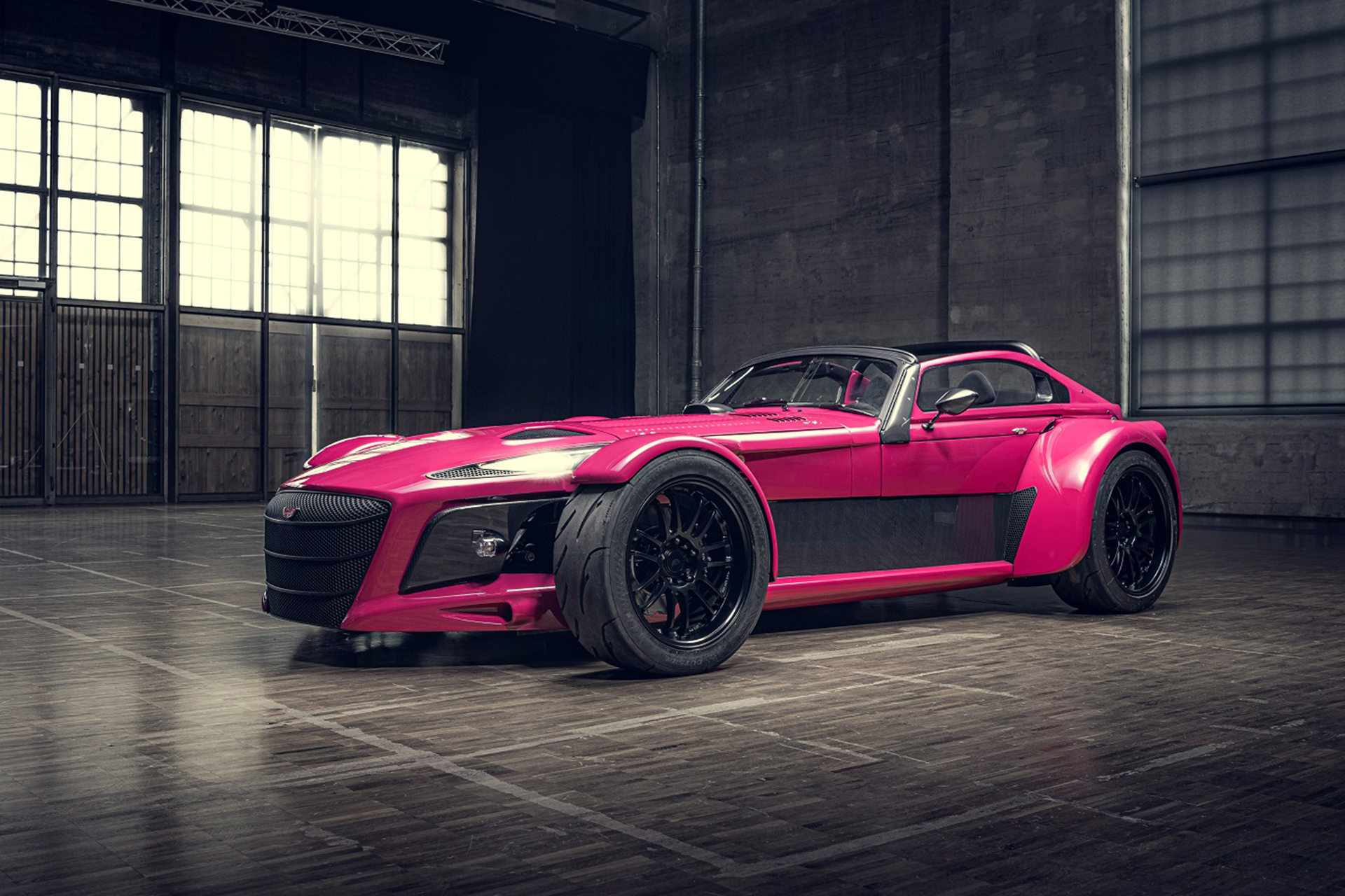 2022 Donkervoort D8 GTO Individual Series Front Three-Quarter Wallpapers (3)