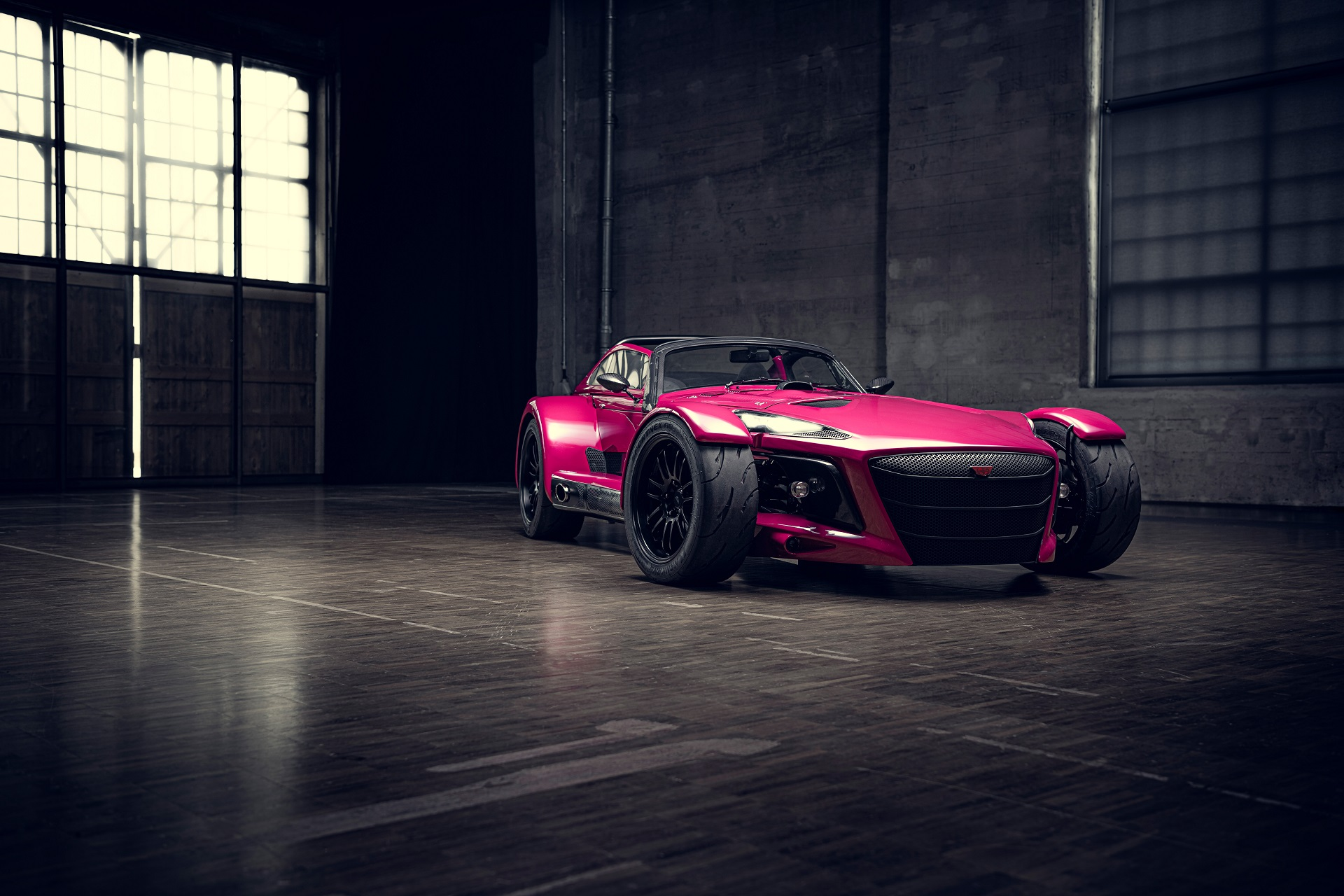 2022 Donkervoort D8 GTO Individual Series Front Three-Quarter Wallpapers (5)