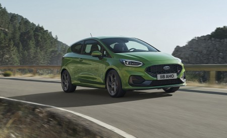 2022 Ford Fiesta ST Wallpapers HD