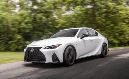 2022 Lexus IS 350 Wallpapers HD