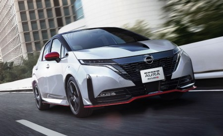 2022 Nissan Note Aura NISMO Wallpapers HD