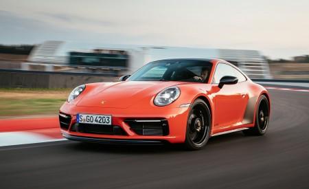 2022 Porsche 911 Carrera 4 GTS Wallpapers HD