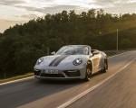 2022 Porsche 911 Carrera GTS Cabriolet (Color: Crayon) Front Wallpapers 150x120 (24)