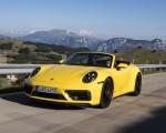 2022 Porsche 911 Carrera GTS Cabriolet Wallpapers HD