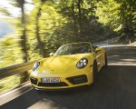 2022 Porsche 911 Carrera GTS Cabriolet (Color: Racing Yellow) Front Wallpapers 150x120 (5)