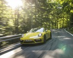 2022 Porsche 911 Carrera GTS Cabriolet (Color: Racing Yellow) Front Wallpapers 150x120 (6)