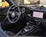 2022 Porsche 911 Carrera GTS Cabriolet (Color: Racing Yellow) Interior Wallpapers 150x120 (18)