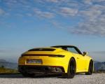 2022 Porsche 911 Carrera GTS Cabriolet (Color: Racing Yellow) Rear Wallpapers 150x120 (10)