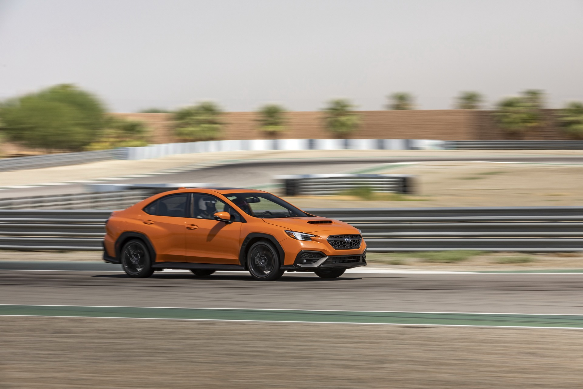 2022 Subaru WRX Front Three-Quarter Wallpapers (7)