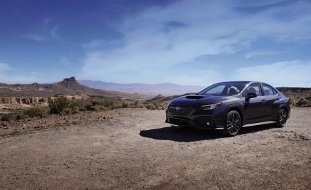 2022 Subaru WRX Front Three-Quarter Wallpapers 450x275 (41)