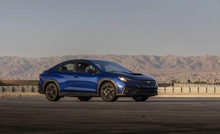 2022 Subaru WRX Front Three-Quarter Wallpapers 450x275 (42)