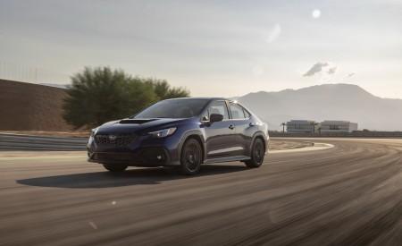 2022 Subaru WRX Front Three-Quarter Wallpapers 450x275 (36)