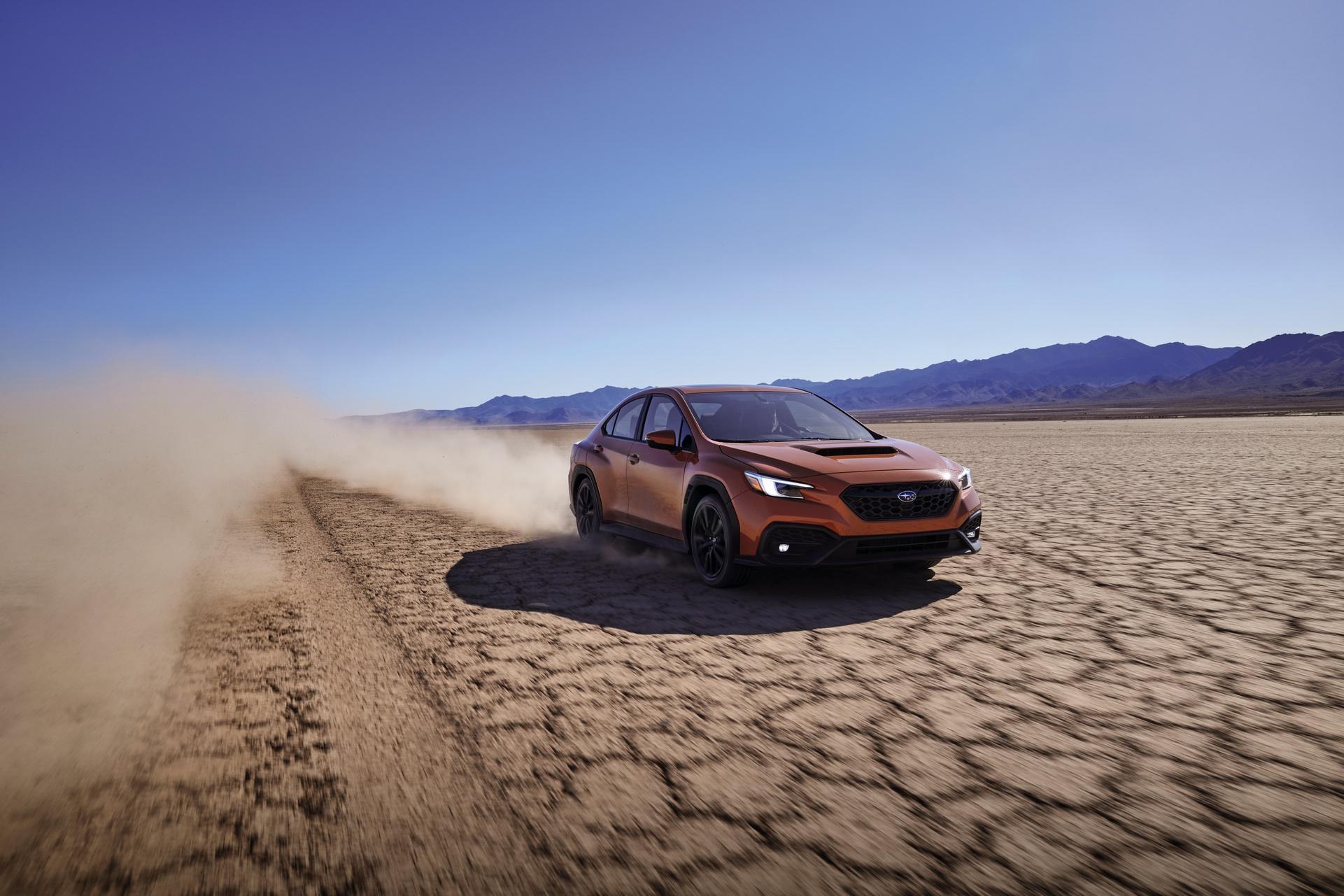 2022 Subaru WRX Front Three-Quarter Wallpapers #15 of 61