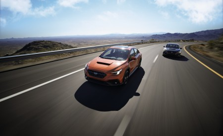 2022 Subaru WRX Front Wallpapers 450x275 (10)