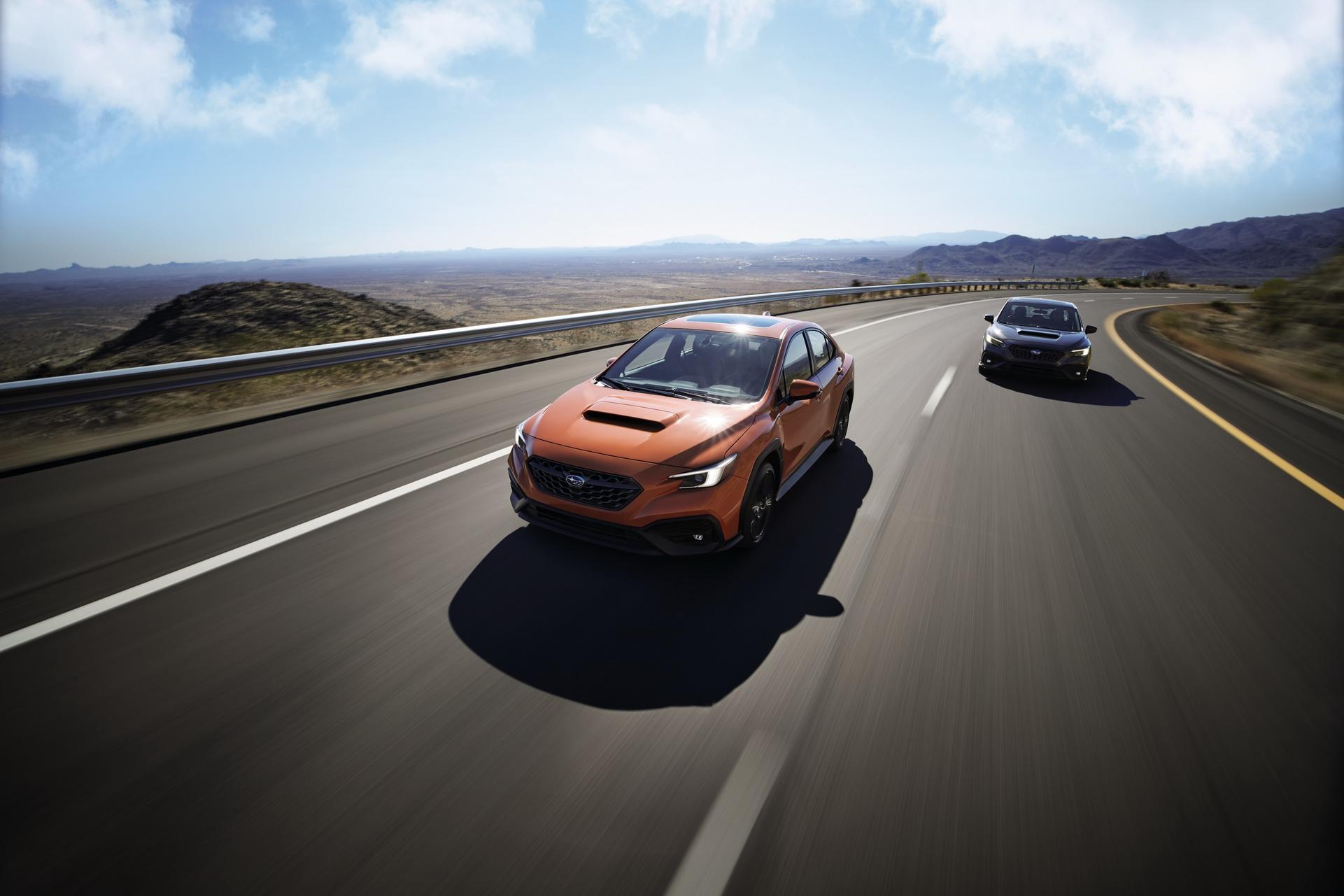 2022 Subaru WRX Front Wallpapers (10)