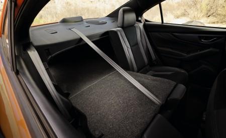 2022 Subaru WRX Interior Rear Seats Wallpapers 450x275 (35)