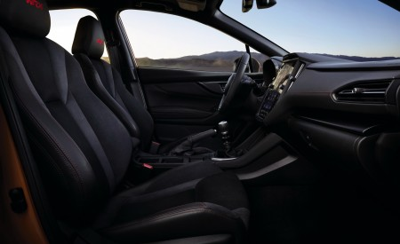 2022 Subaru WRX Interior Wallpapers 450x275 (30)
