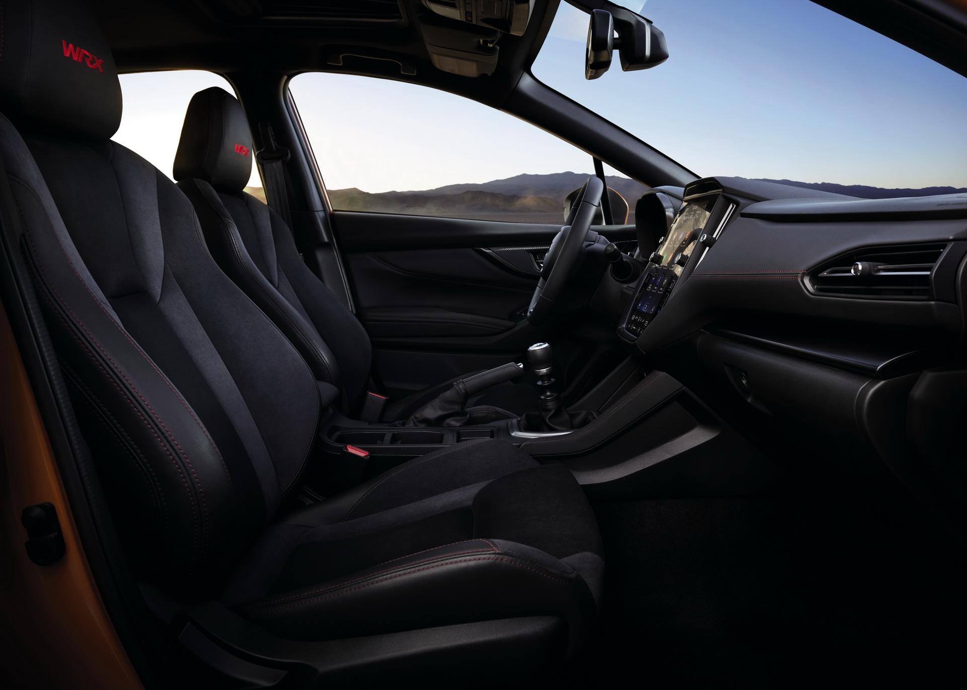 2022 Subaru WRX Interior Wallpapers #30 of 61