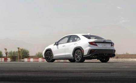 2022 Subaru WRX Rear Three-Quarter Wallpapers 450x275 (58)