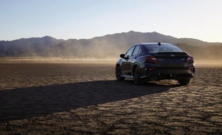 2022 Subaru WRX Rear Wallpapers 450x275 (44)