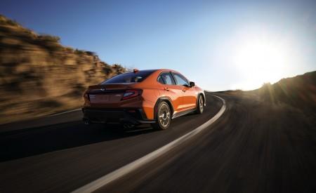 2022 Subaru WRX Rear Wallpapers 450x275 (13)
