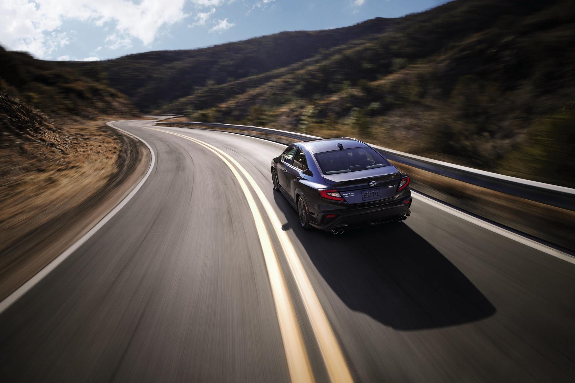 2022 Subaru WRX Rear Wallpapers #39 of 61