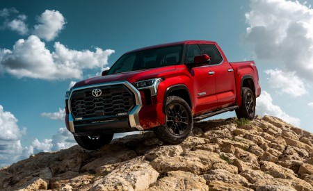 2022 Toyota Tundra Limited Wallpapers HD