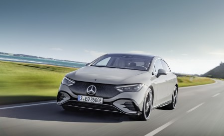 2023 Mercedes-Benz EQE Wallpapers & HD Images